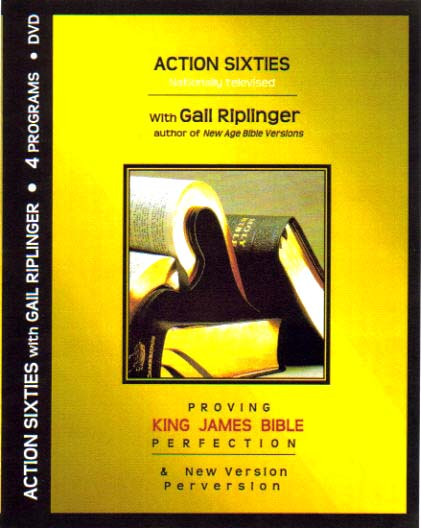 Action Sixties DVD Riplinger